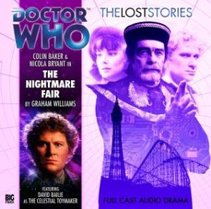 "Big Finish ""The Nightmare Fair"" signed by Toby Longworth"